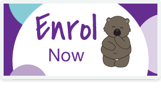 Enrol Now Side